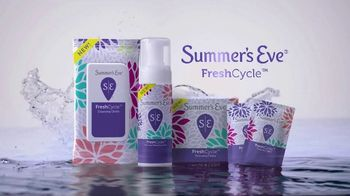 Summer's Eve FreshCycle Cleansing Cloths TV Spot, 'Redefine' - Thumbnail 9