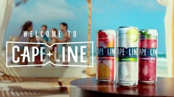 Cape Line Sparkling Cocktails TV Spot, 'Cocktails Without the Guilt' Song by Lizzo - Thumbnail 10