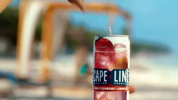 Cape Line Sparkling Cocktails TV Spot, 'Cocktails Without the Guilt' Song by Lizzo - Thumbnail 4