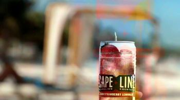Cape Line Sparkling Cocktails TV Spot, 'Cocktails Without the Guilt' Song by Lizzo - Thumbnail 5