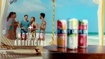 Cape Line Sparkling Cocktails TV Spot, 'Cocktails Without the Guilt' Song by Lizzo - Thumbnail 8