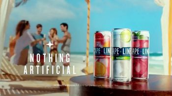 Cape Line Sparkling Cocktails TV Spot, 'Cocktails Without the Guilt' Song by Lizzo - Thumbnail 9