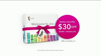 23andMe TV Spot, 'Meet Your Genes: Mother's Day' - Thumbnail 9