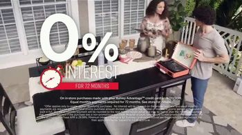 Ashley HomeStore One Day Sale TV Spot, 'Limited Time Savings: Fire Pit and Bar Table' Song by Midnight Riot - Thumbnail 5
