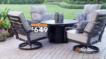 Ashley HomeStore One Day Sale TV Spot, 'Limited Time Savings: Fire Pit and Bar Table' Song by Midnight Riot - Thumbnail 6