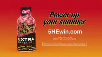 5-Hour Energy TV Spot, 'Power Up Your Summer' - Thumbnail 10