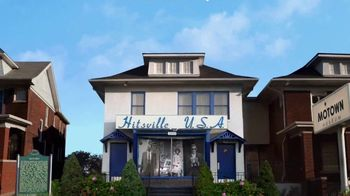 Motown Museum TV Spot, 'The The House That...' Song by Marvin Gaye & Tammi Terrell