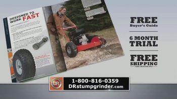 DR Stump Grinder TV Spot, 'Stump Removal Solution' - Thumbnail 8