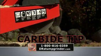 DR Stump Grinder TV Spot, 'Stump Removal Solution' - Thumbnail 4