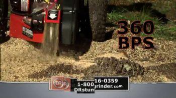 DR Stump Grinder TV Spot, 'Stump Removal Solution' - Thumbnail 5