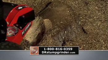 DR Stump Grinder TV Spot, 'Stump Removal Solution' - Thumbnail 6