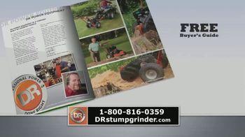 DR Stump Grinder TV Spot, 'Stump Removal Solution' - Thumbnail 7