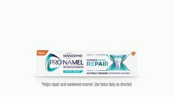 Sensodyne Pronamel Repair TV Spot, 'Repair What's Been Damaged' - Thumbnail 8