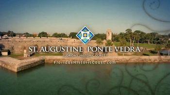 Florida's Historic Coast TV Spot, 'El Conquistador Returns: Beaches' - Thumbnail 9