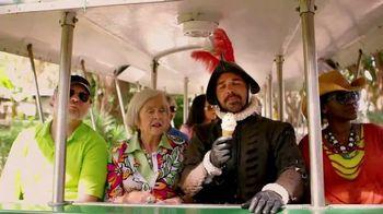 Florida's Historic Coast TV Spot, 'El Conquistador Returns: Beaches' - Thumbnail 3