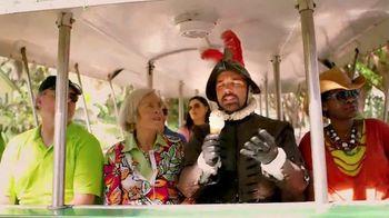 Florida's Historic Coast TV Spot, 'El Conquistador Returns: Beaches' - Thumbnail 4