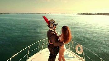 Florida's Historic Coast TV Spot, 'El Conquistador Returns: Beaches' - Thumbnail 7