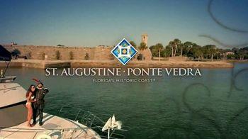 Florida's Historic Coast TV Spot, 'El Conquistador Returns: Beaches' - Thumbnail 8