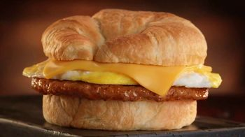 Jack in the Box 2 for $4 Breakfast Croissants TV Spot, 'Envy' - Thumbnail 4