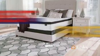 Ashley HomeStore Lowest Prices of the Season TV Spot, 'Ashley-Sleep' Song by Midnight Riot - Thumbnail 3