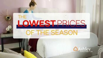 Ashley HomeStore Lowest Prices of the Season TV Spot, 'Ashley-Sleep' Song by Midnight Riot - Thumbnail 6