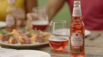 Angry Orchard Rosé TV Spot, 'Cider Lessons: Blossom Time' - Thumbnail 4