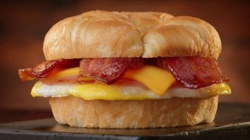 Jack in the Box 2 for $4 Breakfast Croissants TV Spot, 'Mediocre' - Thumbnail 3