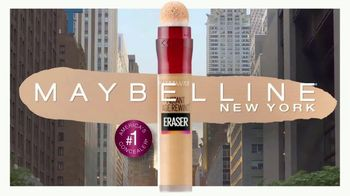 Maybelline New York Instant Age Rewind Eraser TV Spot, 'Does It All'