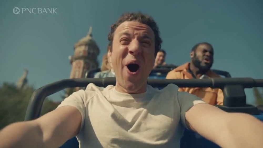 PNC Bank TV Commercial, 'Roller Coaster' - Video