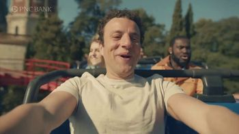 PNC Bank TV Spot, 'Roller Coaster' - Thumbnail 1