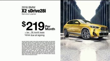 2018 BMW X2 TV Spot, 'Unfollow' Song by The Black Angels [T2] - Thumbnail 10