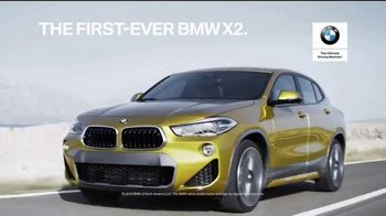 2018 BMW X2 TV Spot, 'Unfollow' Song by The Black Angels [T2] - Thumbnail 9