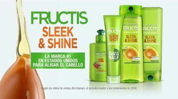 Garnier Fructis Sleek & Shine TV Spot, 'Súper liso' canción de Bruno Mars [Spanish] - Thumbnail 9
