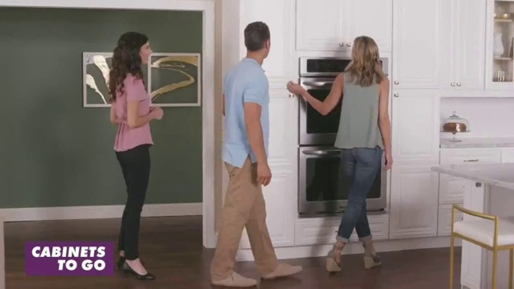 Cabinets To Go Buy More, Save More Event TV Commercial, 'Dream Kitchen: 24 Months Special Financing'