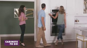 Cabinets To Go Buy More, Save More Event TV Spot, 'Dream Kitchen: 24 Months Special Financing'