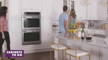 Cabinets To Go Buy More, Save More Event TV Spot, 'Dream Kitchen: 24 Months Special Financing' - Thumbnail 3