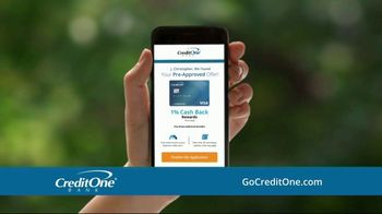 Credit One Bank TV Spot, 'TMI at the Grocery Store' - Thumbnail 4