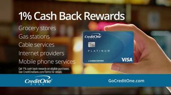 Credit One Bank TV Spot, 'TMI at the Grocery Store' - Thumbnail 6