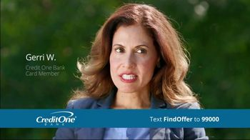 Credit One Bank TV Spot, 'TMI at the Grocery Store' - Thumbnail 8