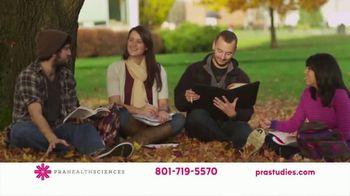 PRA Health Sciences TV Spot, 'Research Study: 10 Nights' - Thumbnail 3