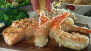 Red Lobster Cedar-Plank Seafood TV Spot, 'Planked to Perfection' - Thumbnail 10