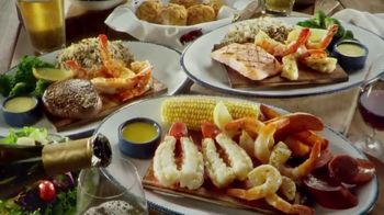 Red Lobster Cedar-Plank Seafood TV Spot, 'Planked to Perfection' - Thumbnail 4
