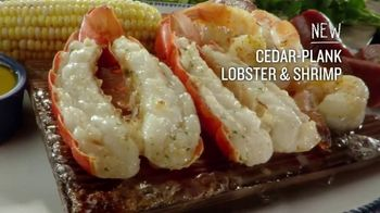 Red Lobster Cedar-Plank Seafood TV Spot, 'Planked to Perfection' - Thumbnail 5