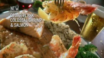 Red Lobster Cedar-Plank Seafood TV Spot, 'Planked to Perfection' - Thumbnail 7
