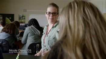 Bridgewater State University TV Spot, 'Alumni: Nicole Otero' - Thumbnail 2