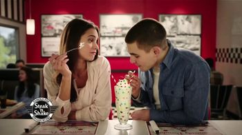 Steak 'n Shake TV Spot, 'Happy Hour: A Spoon's Job'