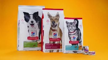PETCO TV Spot, 'Hill's Science Diet: Lifelong Health Starts with Science' - Thumbnail 9
