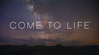 Visit Colorado TV Spot, 'Come to Life: Landscapes' - Thumbnail 1