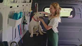 2019 Mercedes-Benz Sprinter TV Spot, 'If I Built a Van' [T1] - Thumbnail 4
