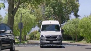 2019 Mercedes-Benz Sprinter TV Spot, 'If I Built a Van' [T1] - Thumbnail 6